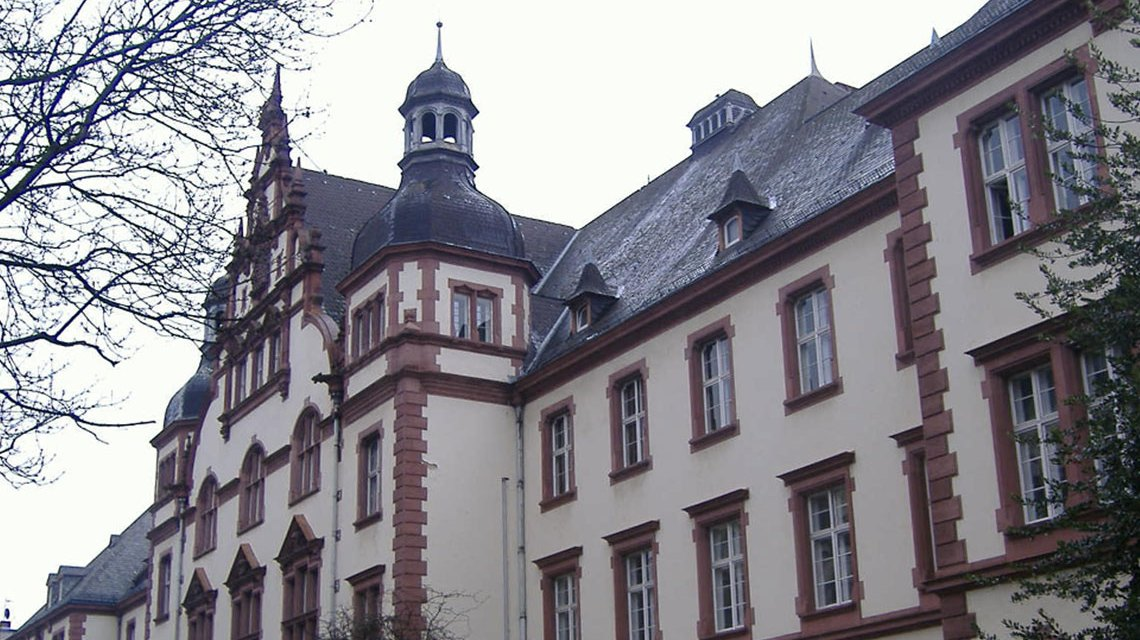 Altes Gerichtsgebäude Wiesbaden |Quelle = selbst fotografiert |Wiesbadener ©2018
