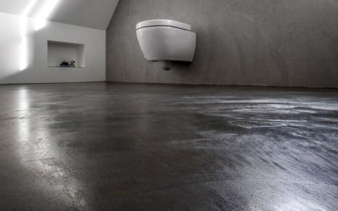 Bodenbelag fürs Bad. Florrs Design AG / Flickr / CC BY 2.0