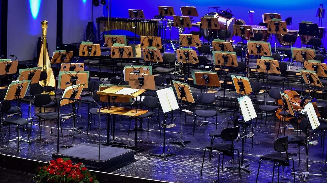 Orchesterakademie, Kammerkonzert im Foyer des Hessischen Staatstheater ©2018 Volker Watschounek