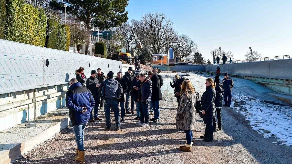 Opelbad: Alles nach Plan, Saisoneröffnung am 1. Juni