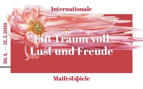 Vom 30. April bis 31. Mai 2018 finden in Wiesbaden die Internationalen Maifestspiele unter dem Motto »Un sogno lusinghier – Ein Traum voll Lust und Freude«. ©2018 Staatstheater Wiesbaden