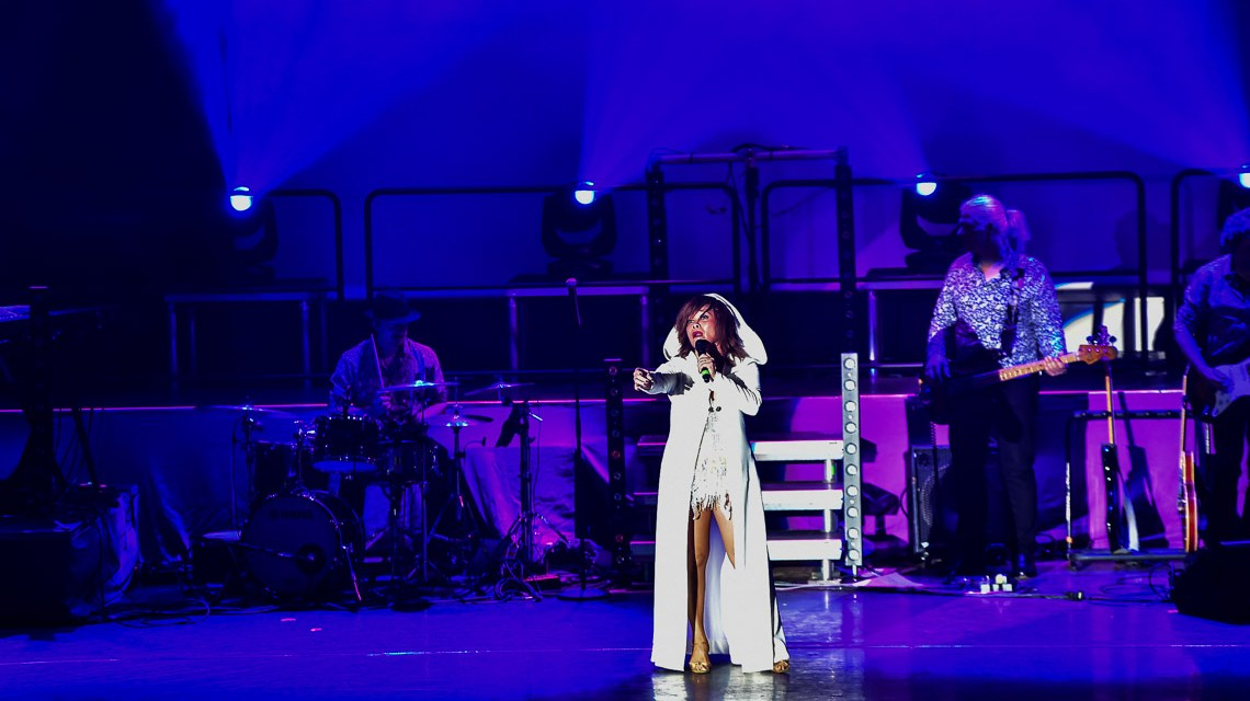 Tina Turner, back on stage – als Musical