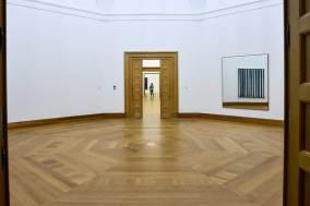 Gerhard Richter, er gilt als der bedeutendste lebende Maler in Deutschland und fasziniert. Seine Bilder kosten Millionen. ©2018 Volker Watschounek