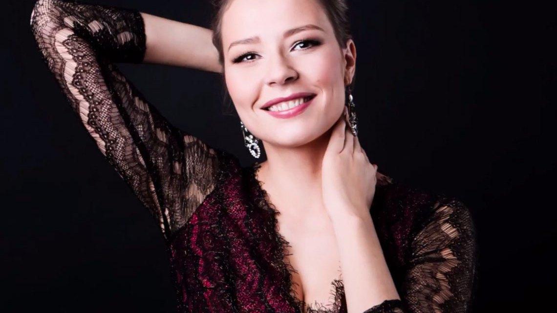 Marta Wryk studierte an der Frederic Chopin Musikuniversität in Warschau und an der Manhattan School of Music in New York.Ihr Stimme bezaubert jedes Publikum. ©2018 Marta Wryk