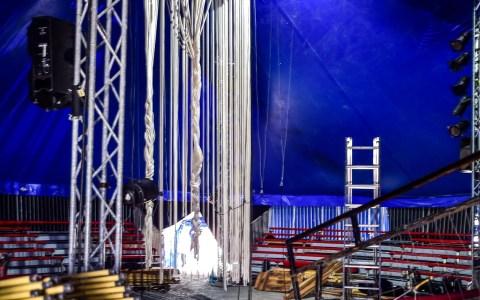 Cirque Bouffon, Manage frei. ©2018 Volker Watschounek