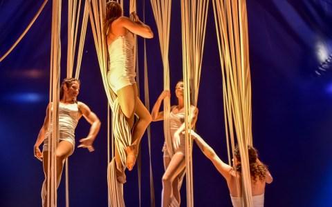 Mit Lunatique präsnetiert der franzäsische Regisseur Frédéric Zipperlein eine neue phantastische Show voller Augenblickr. ©2018 Volker Watschounek