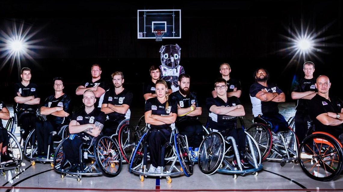Mannschaftsfoto zum Saisonstrart 2017/2018. ©2018 Steffie Wunderl