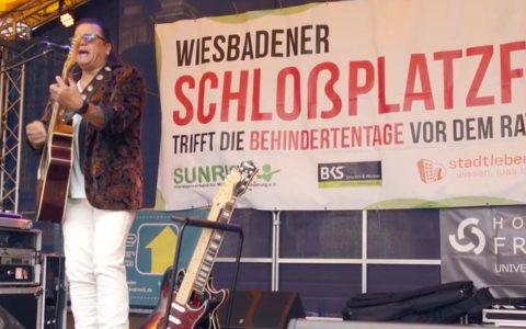 Schlossplatzfest in Wiesbaden. ©2018 Youtube