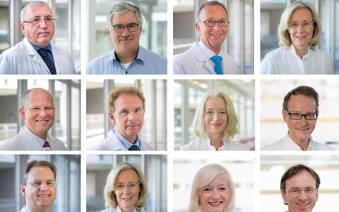 Archivbild: 15 Mediziner aus den Wiesbadener Helios Kliniken unter Deutschlands Top Ärzetn. @2018 HSK Kliniken