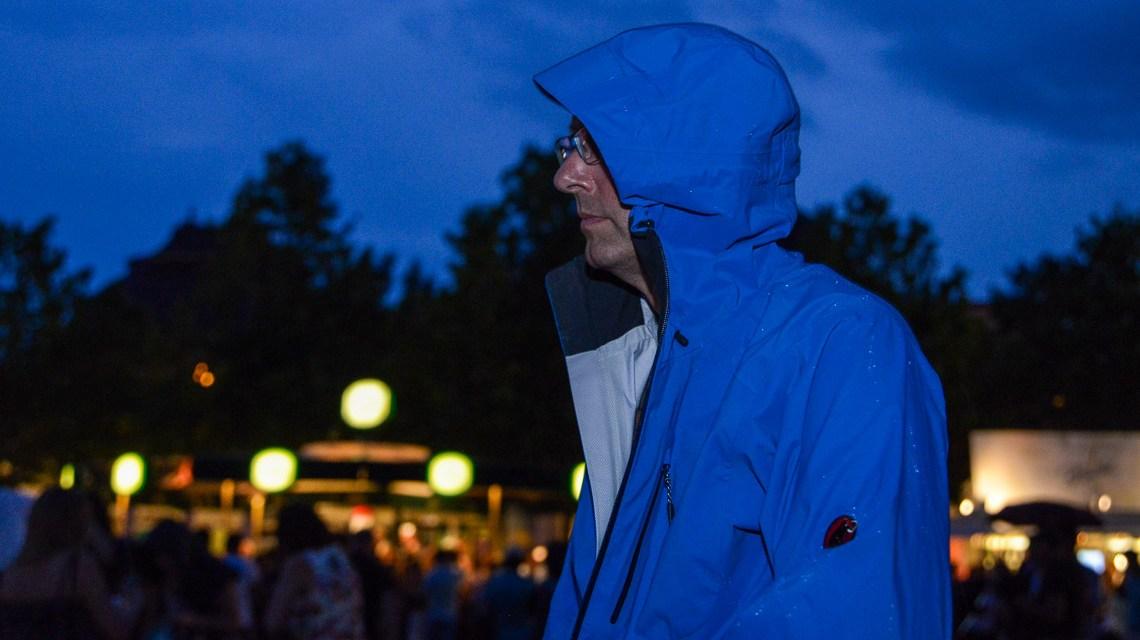 41. Wilhelmstraßenfest wegen Unwetterwarnung abgebrochen