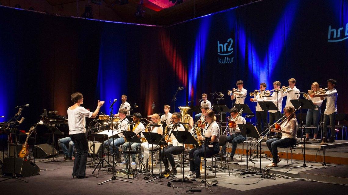 Schul Big Band (c) hr/Sascha Rheker