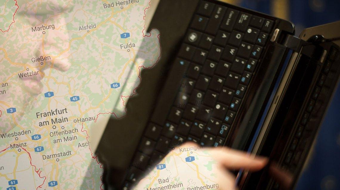 Digitalisierung in Hessen. ©2018 Flickr / William Brawley / CC BY 2.0 / OpenStreetMap / bearbeitet Volker Watschounek