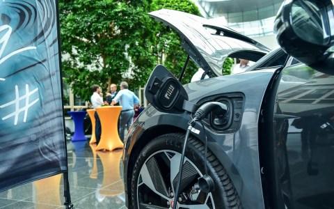 Elektromobilitätstag, Beratung pur für ein neues Elektroaut. ©2018 Volker Watschounek