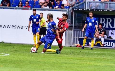 3. Liga | 4. Spieltag | SV Wehen Wiesbaden - Eintracht Braunschweig | 3:3