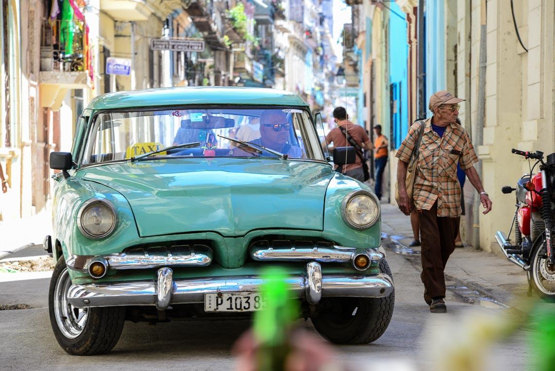 Faszination Kuba, Faszination Havanna. ©2018 Volker Watschounek