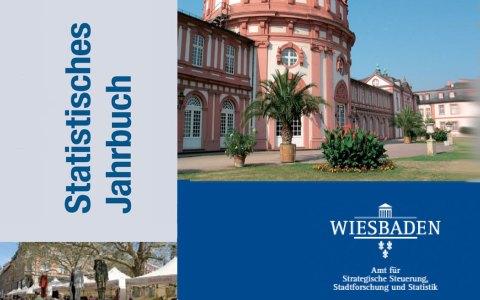 Statistisches Jahrbuch der Landeshauptstadt Wiesbaden get in die nächste Runde. ©2018 Stadt Wiesbaden bearbeitet von Volker Watschounek