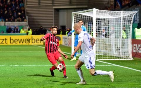 2. DFB Pokal Hauptrunde | 30.10.2018 | SV Wehen Wiesbaden - Hamburger SV |0:3