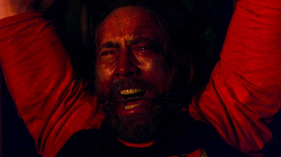 "Nicolas Cage in ""Mandy"" ©2018 youtube / Trailer zum Film"