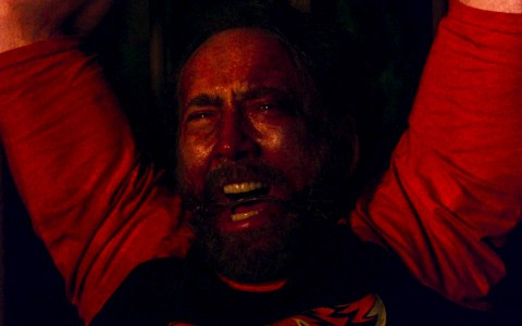 "Nicolas Cage in ""Mandy"" ©2018 youtube / Trailer zum Film"