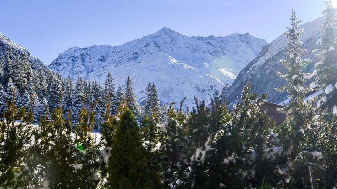 Skifahren: Pitztal, auch nicht weiter als Salzburg
