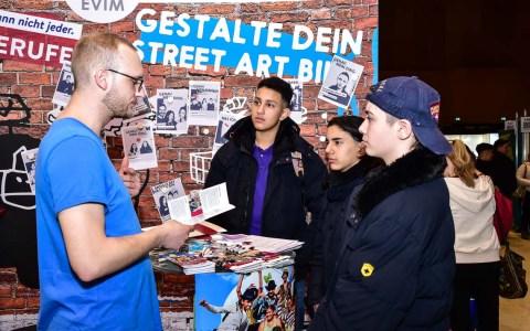 IHK Bildungsmesse im RMCC ©2019 Volker Watschounek