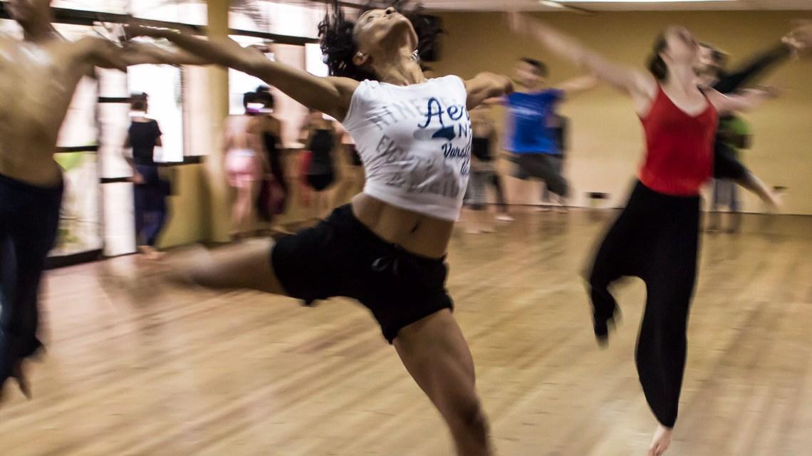 Tanzen ohne Trainer und Übungsleiter auf diesem Niveau. UndeNkbar. ©2019 Flickr | CC0 1.0 | zhrefch