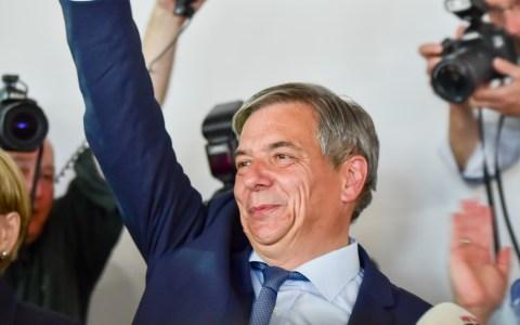 Oberbürgermeister Stichwahl am 16. Juni 2019 ©2019 Volker Watschounek