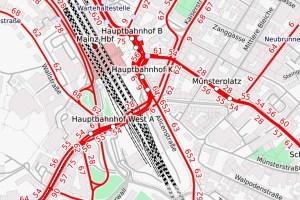 Huptbahnhof-Mainz-Openstreetmap