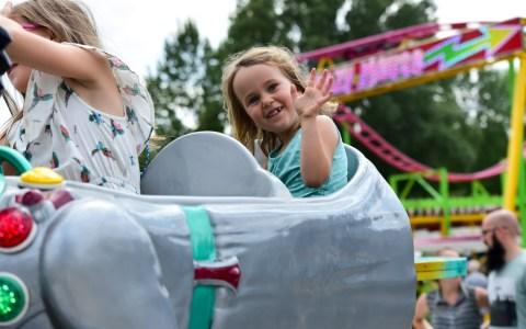 Das 71. Schiersteiner Hafenfest wird in diesem Jahr vom 12. bis 15. Juli bereits zum 71. Mal gefeiert. @2019 Volker Watschounek