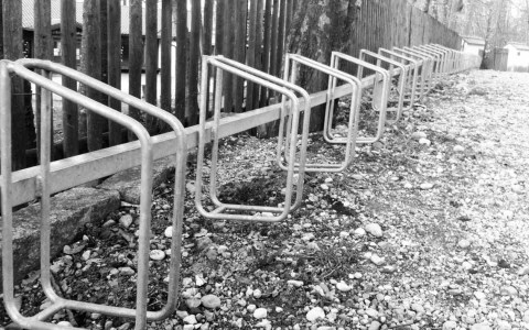 Fahrradabstellplätze, Fahrradständer von Jens Issel | Flickr / CC-BY SA 2.0