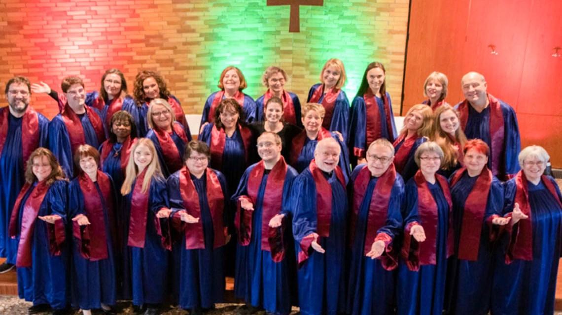 Gospelmusik vom Gospelchor der Evangelischen Lukasgemeinde