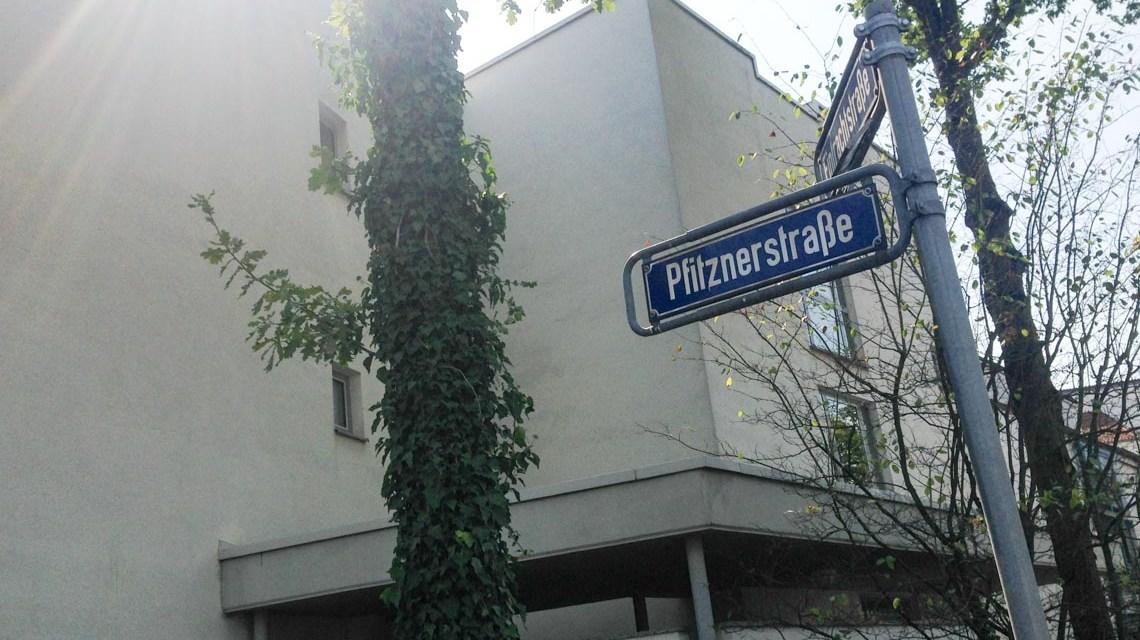 Pfitzner-Strasse