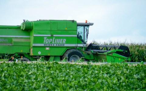 Landwirtschaft von Straßenreinigungsgebühren befreien @2019 Flickr / Alexander von Halen / CC BY 2.0