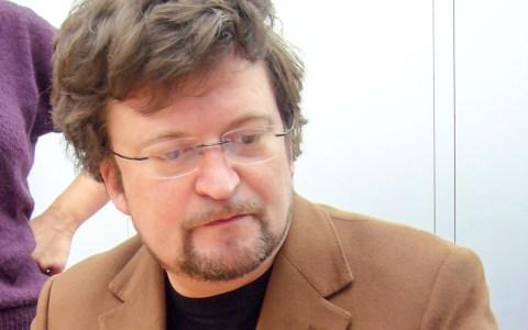 Fosnes Hansen 2008 auf der Leipziger Buchmesse @2019 CC Wikiopedia CC BY 2.0