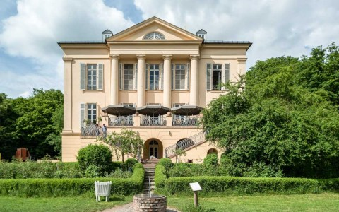 Schloss Freudenberg von Sueden aus ©2019 Wikipedia | Arcalino | CC-BY-SA-3.0