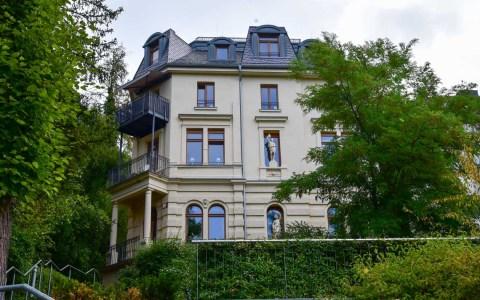 Wohnhaus im Nerotal.