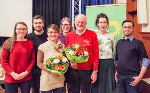 40 Jahre Die Grünen Wiesbaden