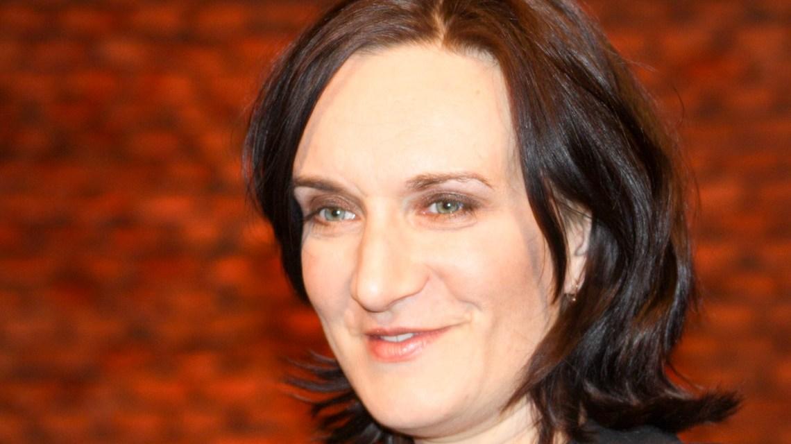 Térézia Mora, Schriftstellerin ©2019 Wikipedia / Amrei Marie / CC BY-SA 3.0