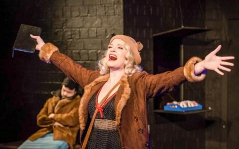 Felicitas Geipel in King Kong im Hesssischen Staatstheater Wiesbaden C Christine Tritschler