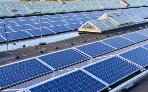 7 Photovoltaik-Anlage in NRW ©2019 Energieagentur NRW | Flickrr | CC BY 2.0