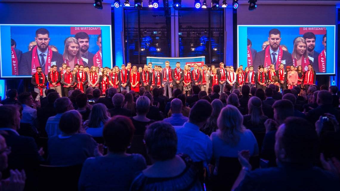 Deutscher Handwerkstag 2019, Bundesleistungswettbewerb 2019, Abendveranstaltung und Feier im RMCC