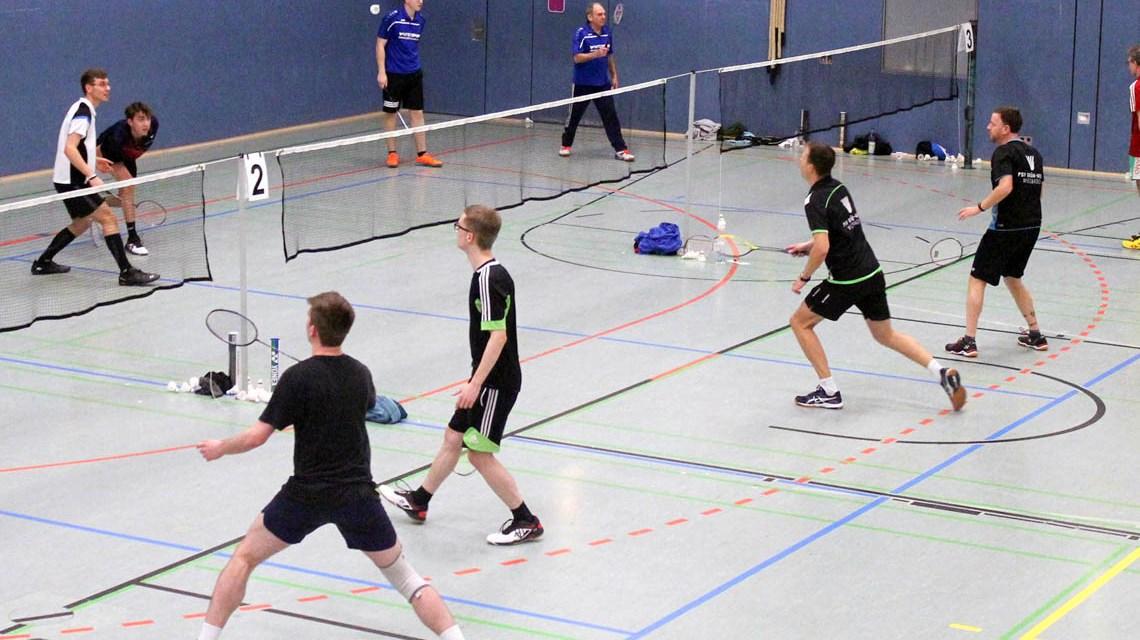 Badminton in Wiesbaden