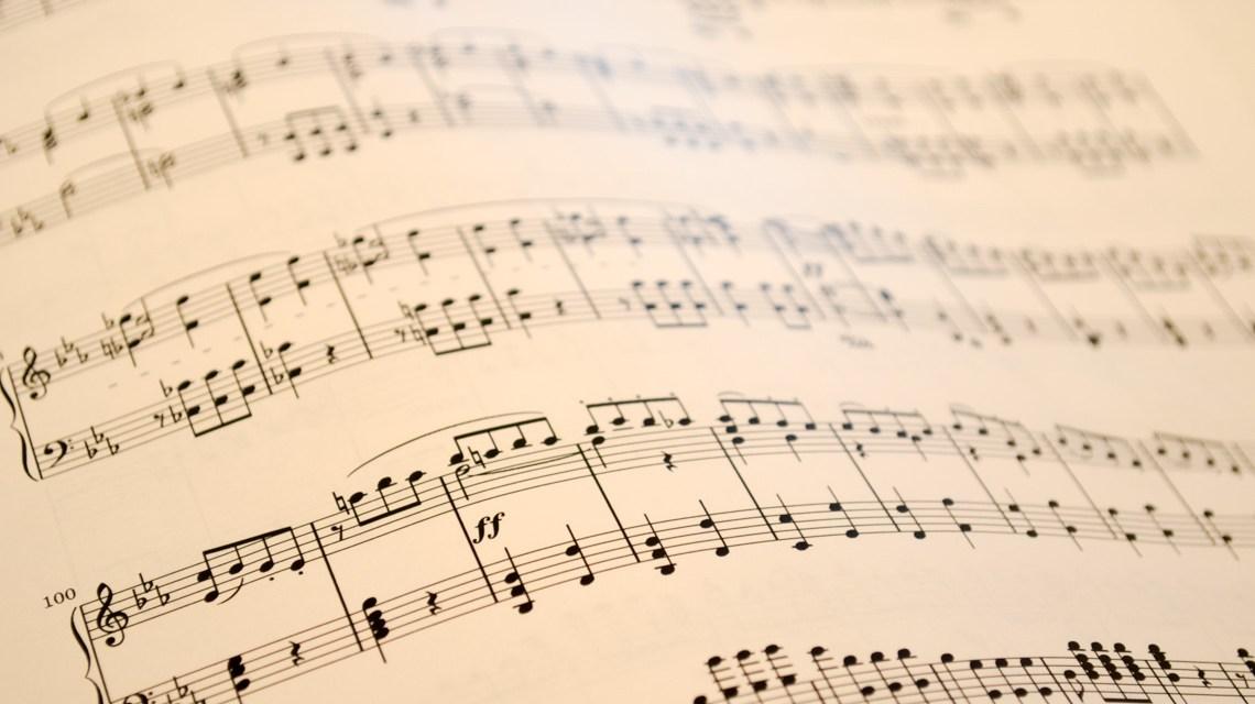 Beethovens-fünfte-Noten | Flickr | CC0 1.0 Open Grid Scheduler / Grid-Engine