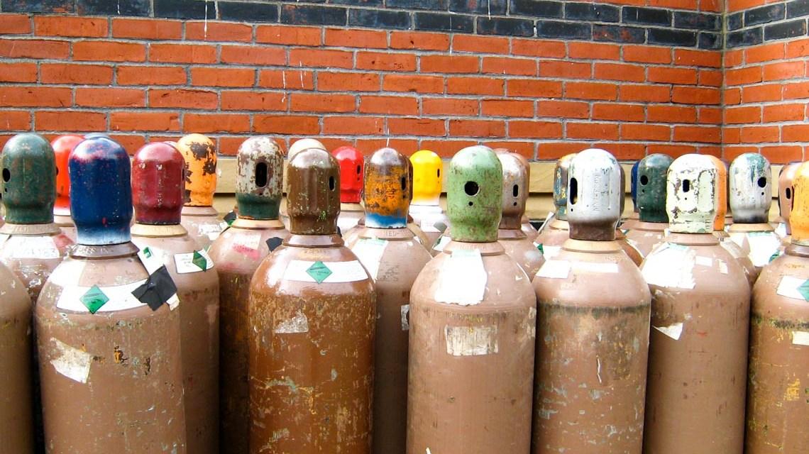 Fasflaschen von Andrew Malone auf Flickr CC BY 2.0
