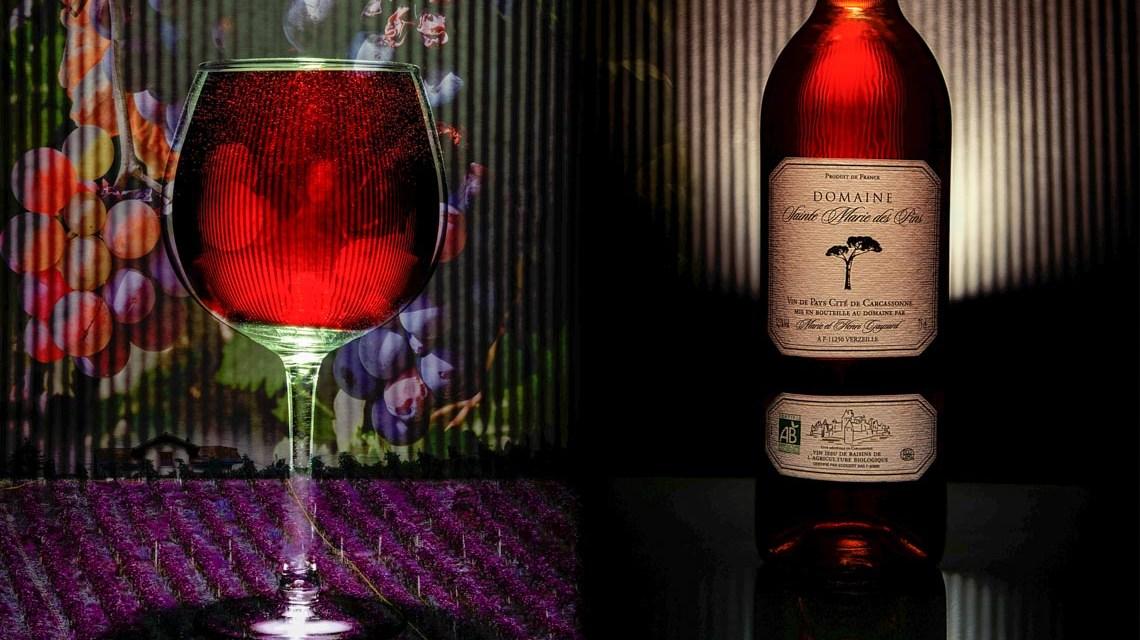 Wein Flasche Glas // Peter Drach | Flickr |CC BV-2.0