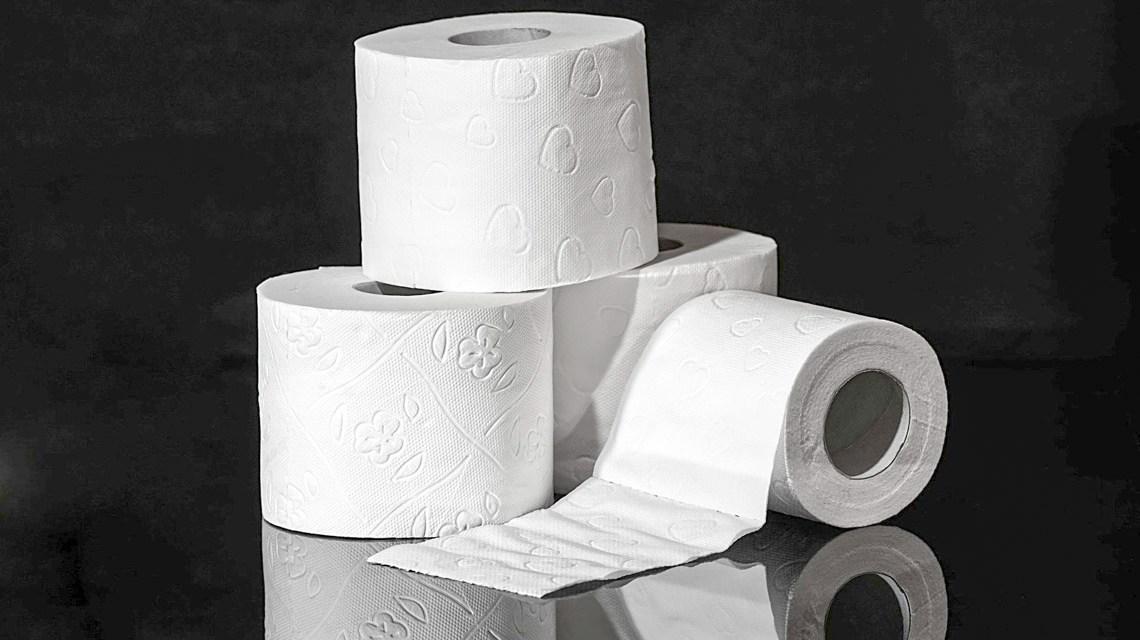 Toilettenpapier – ©2020 Pixabay   Alexas-Fotos