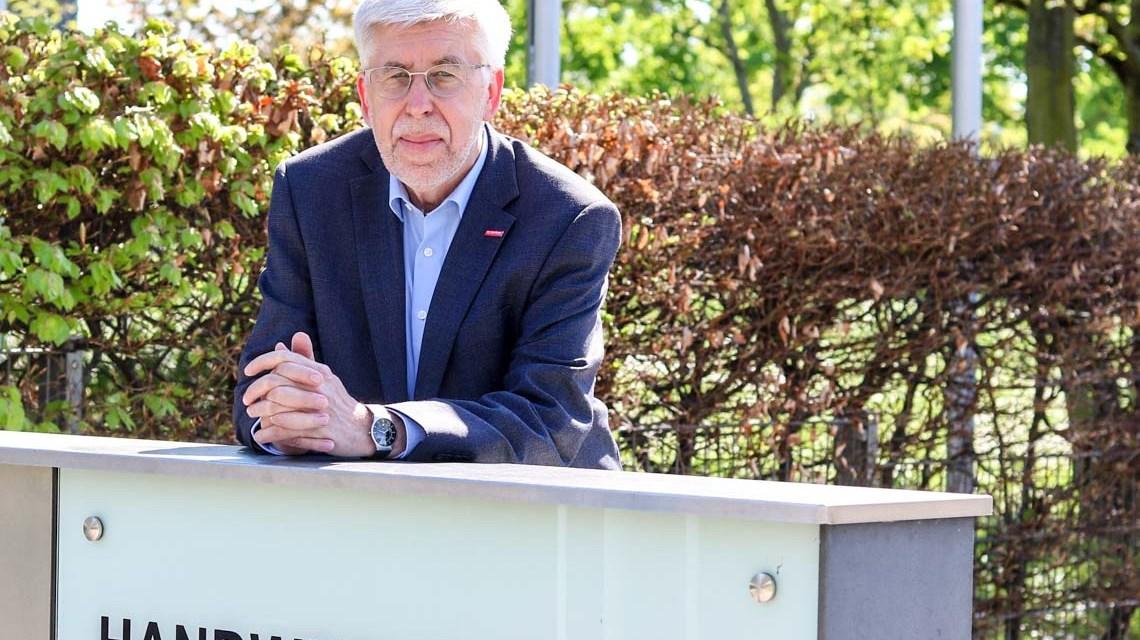 Bernhard Mundschenk ©2020 Handwerkskammer