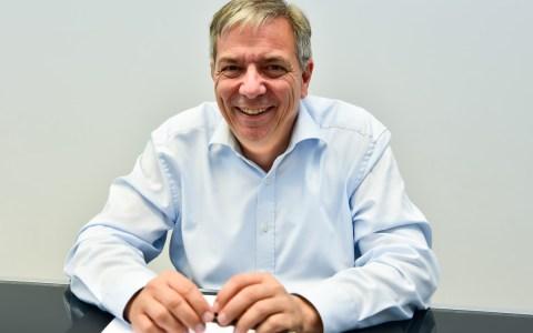 Oberbürgermeister Gert-Uwe Mende