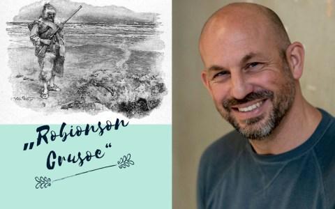 Oliver Wronka von Christiane Tritschler / Robinson Crusoe 7 gemeinfrei