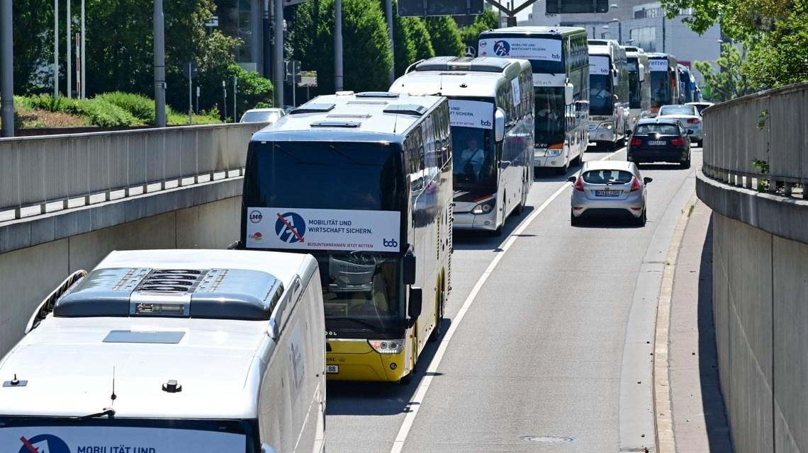 Buskorso durch Wiesbaden